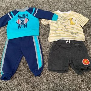 4/$25 6-9 Months Boys Outfits